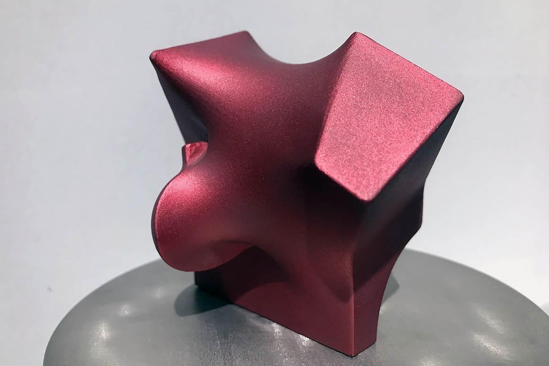 不锈钢雕塑小品造型