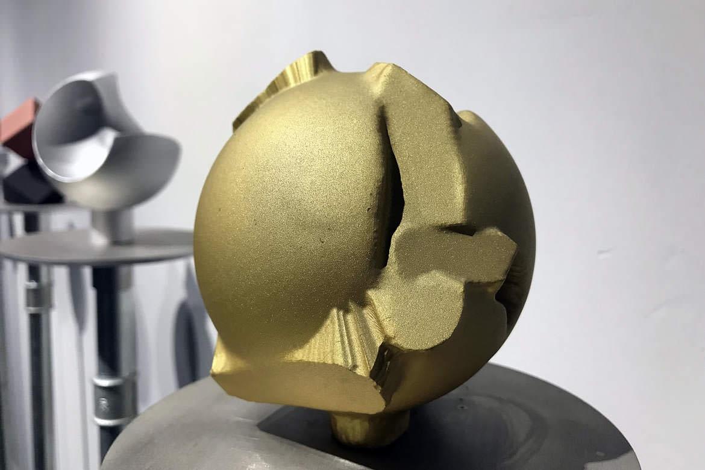不锈钢雕塑模型
