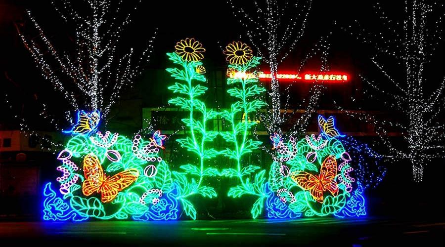 2011自贡灯会